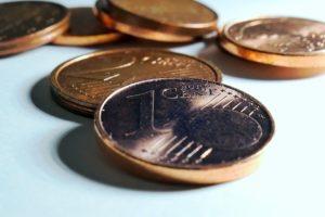 Suppression des pièces de 1 et 2 cents, conséquence TVA