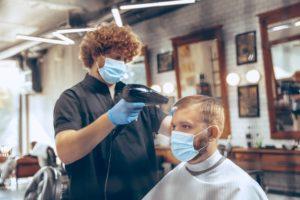 Réouverture des salons de coiffure
