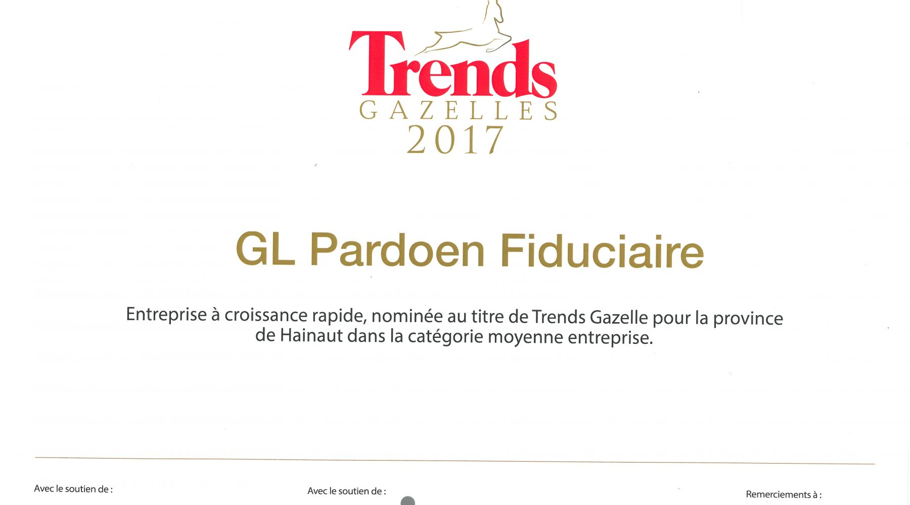 gazelles-trends-pardoen